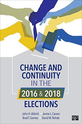 Change and Continuity in the 2016 and: John Aldrich