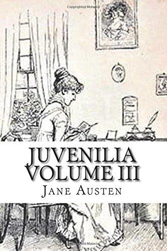Juvenilia Volume III Paperback Jane Austen
