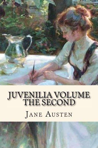 Juvenilia Volume The Second Austen Jane