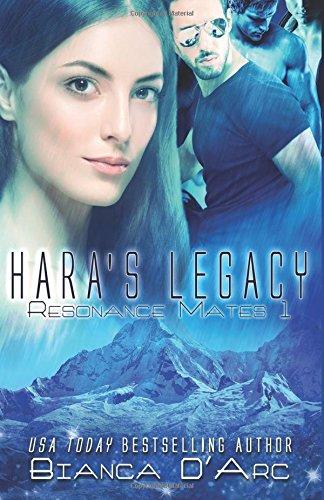 9781544608037: Hara's Legacy (Resonance Mates) (Volume 1)