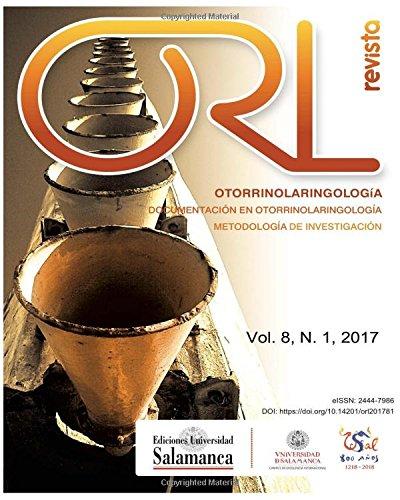 Revista Orl: Vol. 8, Num. 1 (2017): Pardal Refoyo (Dir