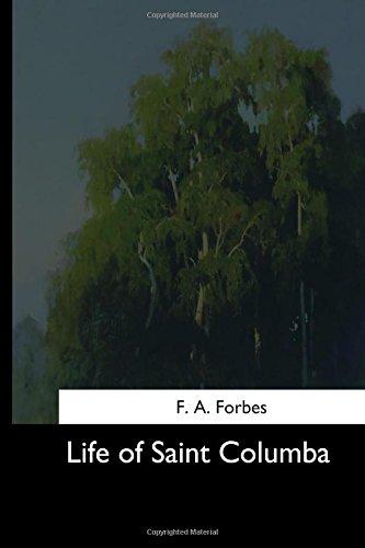 Life of Saint Columba (Paperback): F A Forbes