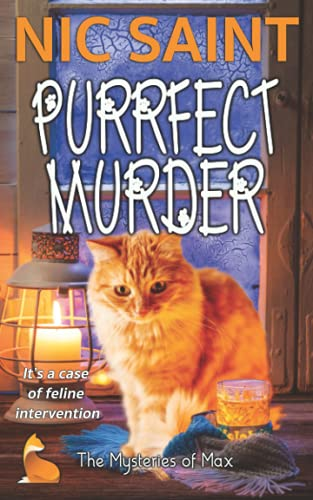 Purrfect Murder (The Mysteries of Max) (Volume 1)