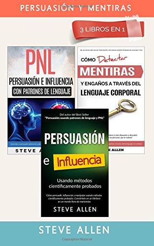 Pack Persuasion y Mentiras 3 Libros En: Allen, Steve