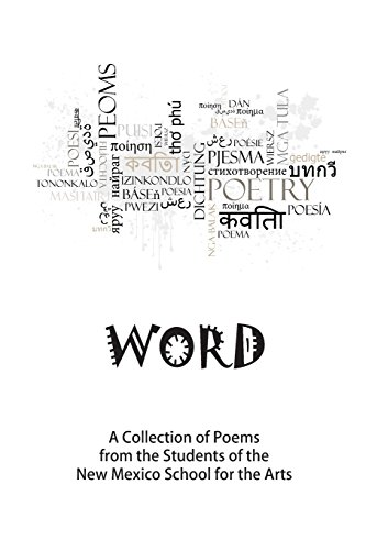 Word: A Collection of Poems by the: Contreras, Carlos