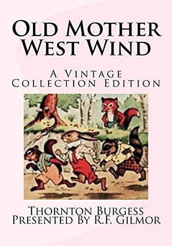 9781544819839: Old Mother West Wind: A Vintage Collection Edition