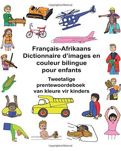 Francais-Afrikaans Dictionnaire D Images En Couleur Bilingue: Richard Carlson Jr