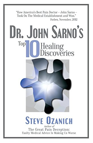 9781544904856: Dr. John Sarno's Top 10 Healing Discoveries