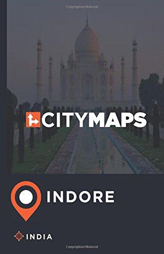 City Maps Indore India: McFee, James