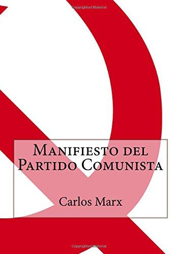 Manifiesto del Partido Comunista (Paperback): Carlos Marx, Federico