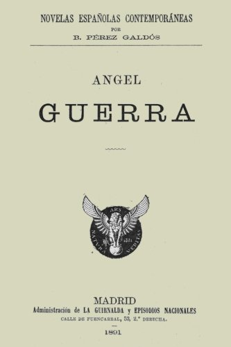 9781544962283: Ángel Guerra
