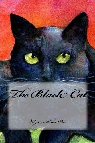 9781545068199: The Black Cat