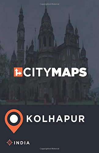 City Maps Kolhapur India: McFee, James