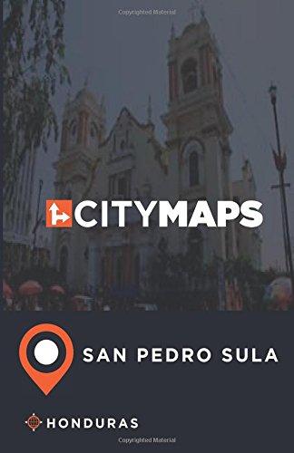 City Maps San Pedro Sula Honduras: McFee, James