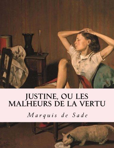 9781545101940: Justine, ou Les malheurs de la vertu: edition francaise