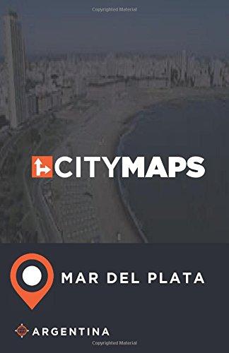 City Maps Mar del Plata Argentina: McFee, James