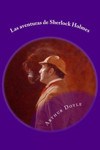 9781545143766: Las aventuras de Sherlock Holmes: Spanish Edition