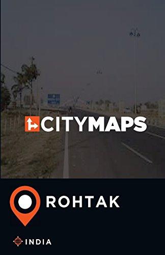 City Maps Rohtak India (Paperback): James McFee