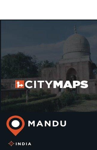 City Maps Mandu India: McFee, James