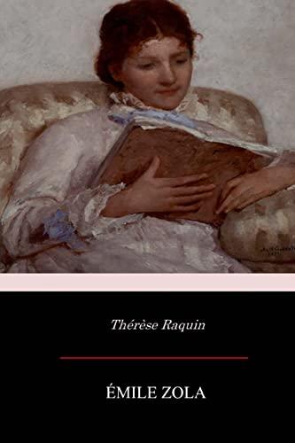 9781545231982: Thérèse Raquin