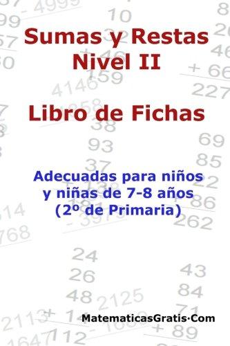 Libro de Fichas - Sumas y Restas: Arribas, Carlos
