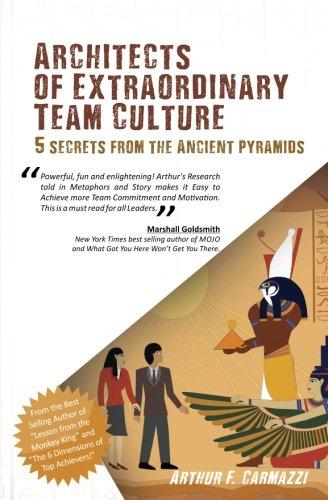 Architects of Extraordinary Team Culture - 5 Secrets from The Ancient Pyramids: Arthur Carmazzi