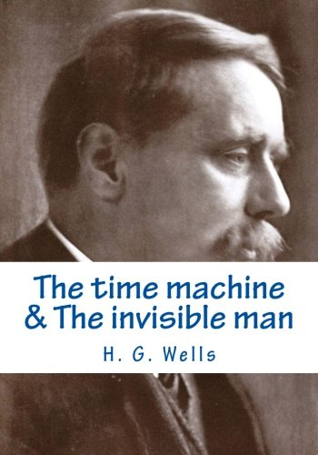9781545424186: The time machine and The invisible man