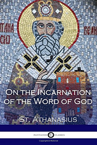 9781545478035: On the Incarnation of the Word of God