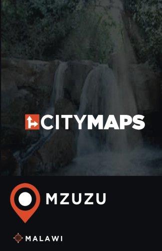City Maps Mzuzu Malawi: McFee, James