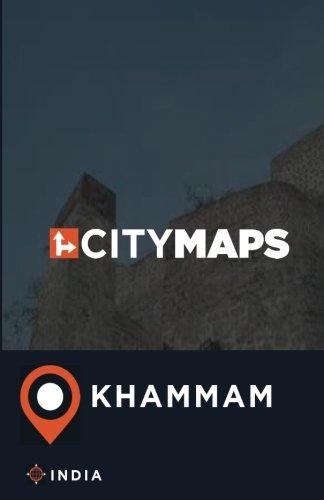 City Maps Khammam India: McFee, James