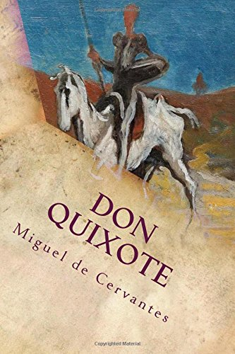 9781545567630: Don Quixote