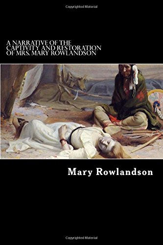 the account of mary rowlandson and