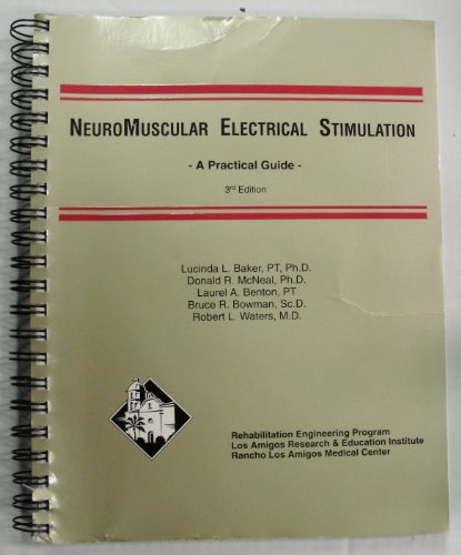 9781545630044: Neuromuscular Electrical Stimulation A Practical Guide 3rd edition