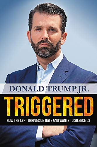 Book Cover: Triggered: How the Left Thrives on Hate and Wants to Silence Us