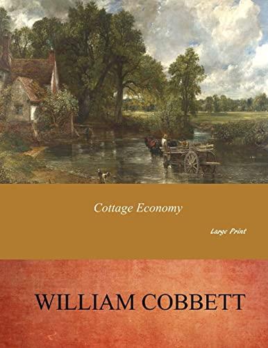 9781546311331: Cottage Economy: Large Print