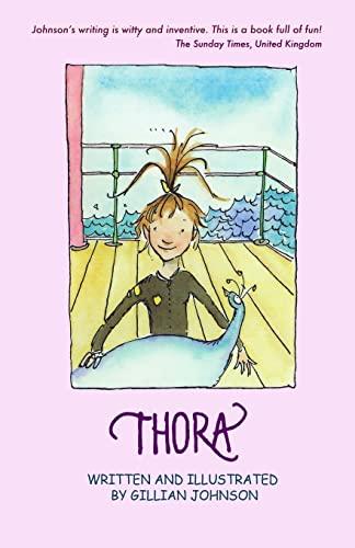 9781546383925: Thora: A Half-Mermaid Tale