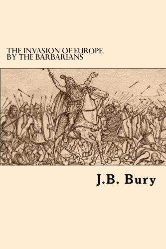 9781546452447: The Invasion Of Europe By The Barbarians