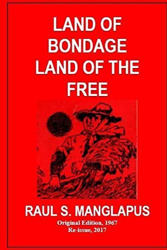 9781546457978: Land of Bondage Land of the Free