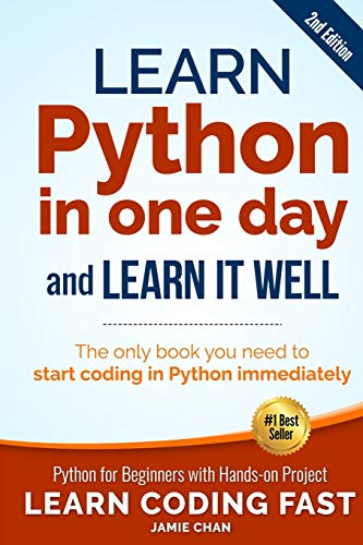 Learn Python in One Day and Learn: Chan, Jamie