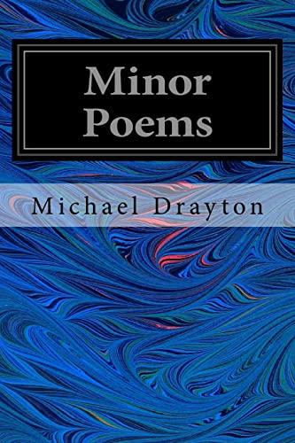 9781546554769: Minor Poems