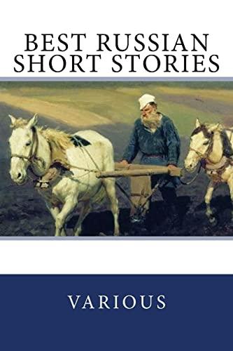 Best Russian Short Stories: Andreyev, Leonid; Potapenko,
