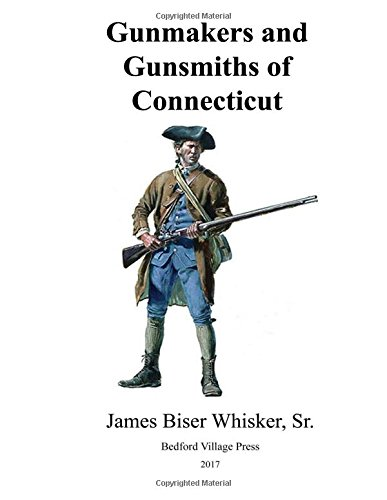 Gunmakers and Gunsmiths of Connecticut: Spiker, Kevin Ray,
