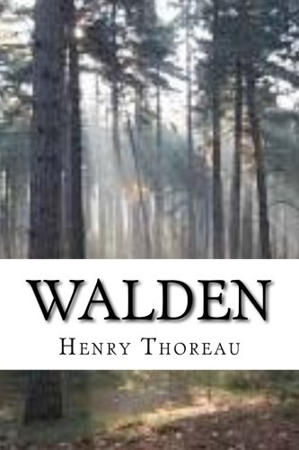 9781546561125: Walden (Life in the Woods)