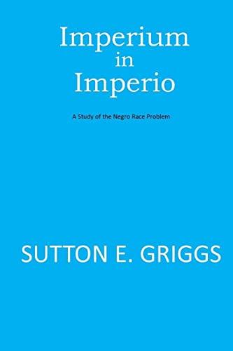 9781546573975: Imperium in Imperio