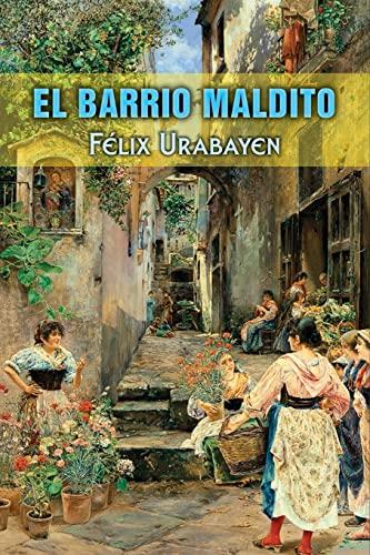 9781546576211: El barrio maldito (Spanish Edition)