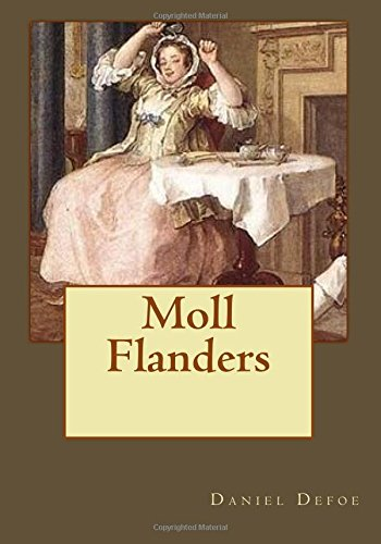9781546577430: Moll Flanders