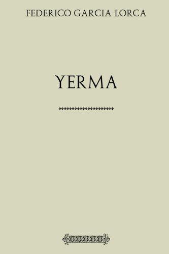 9781546617150: Colección Lorca: Yerma (Spanish Edition)