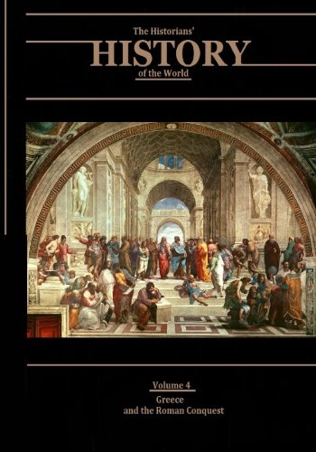Greece and the Roman Conquest: The Historians': Various