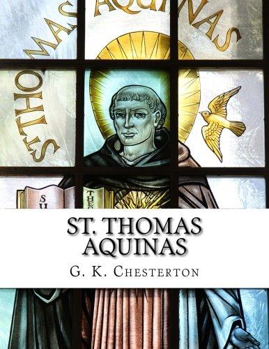 9781546783688: St. Thomas Aquinas