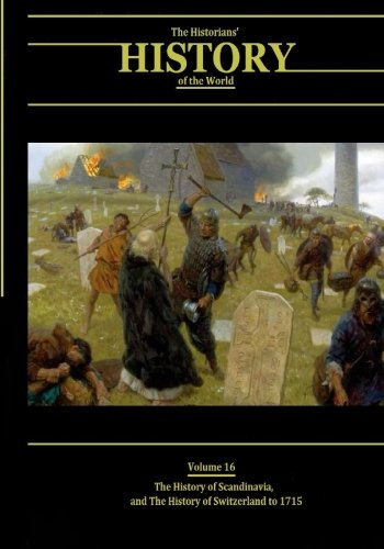 The History of Scandinavia and the History: Various